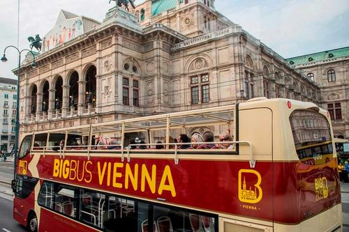 Big Bus Tours Wien