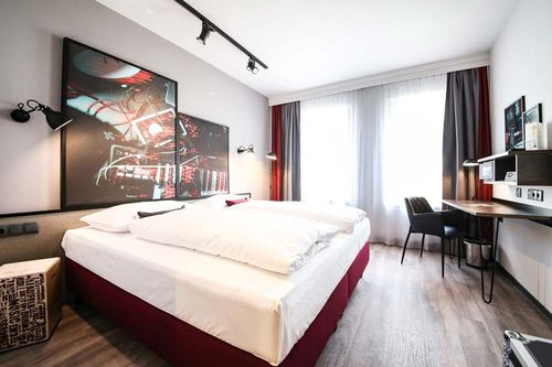 ROCK Double Room