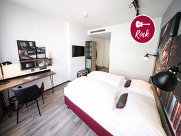 Premium Doppelzimmer Rock and Roll