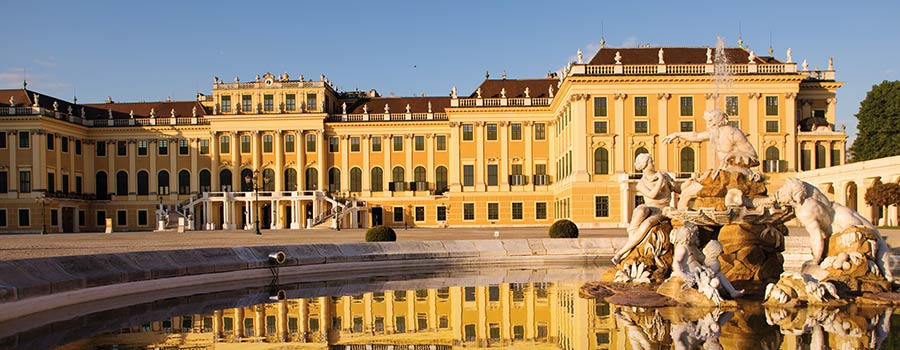 [Translate to English:] Schloss Schönbrunn